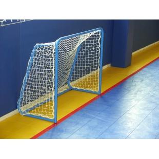Gol za mali nogomet, hokej, kovinski 100x80cm