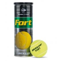 Žogice za tenis Dunlop Fort 3 kos