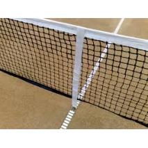 Mreža za tenis Master T Črna