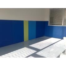 Mehka zaščita sten v telovadnicah in drugod