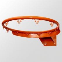 Obroč za košarko ojačan, šolski