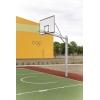 Tabla za košarko iz poliestra dimenzije 180x105cm