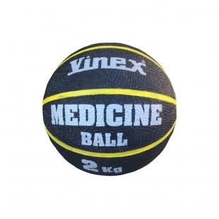 Žoga medicinka iz gume linea 2kg