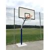 Koš za košarko, set veliki 180x105cm