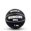 Žoga medicinka iz gume Linea 1 kg 15cm