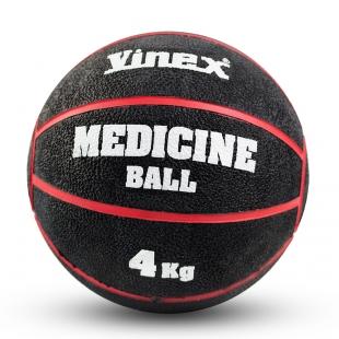 Žoga medicinka iz gume Linea 4kg 23cm