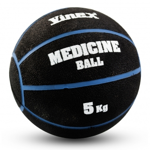 Žoga medicinka iz gume Linea 5kg 25cm