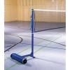 Stojalo za badminton, samostoječe prevozno