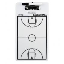 Trenerska tabla košarkarska 30x45cm