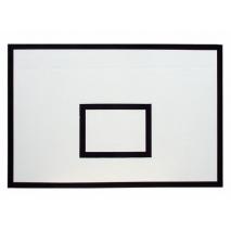 Tabla za košarko iz poliestra dimenzije 120x90cm