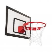 Mala košarkarska tabla za najmlajše, pritrditev na letvenik