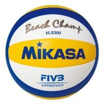 Žoga za odbojko na mivki Mikasa VLS 300 - TEKMOVALNA