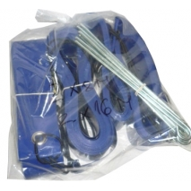 Linije za odbojko na mivki s klini PVC