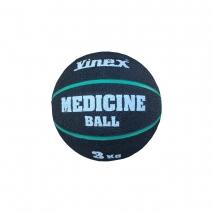 Žoga medicinka iz gume linea 3kg