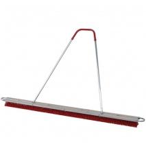 Krtača za tenis 2m rdeča