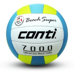 Žoga za odbojko na mivki Conti DVV1